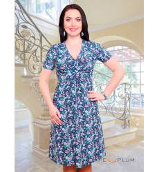 платье CHARUTTI Повседневное платье Пленяющая сердца блю флер