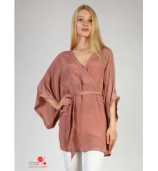 Блуза Vero Moda, цвет розовый 21449178