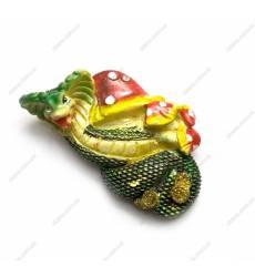 Змея магнит на холодильник Змея магнит на холодильник