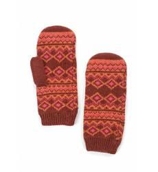 перчатки Modo Gru W27 brown/luggage
