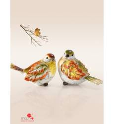 2 статуэтки птички Klingel, цвет разноцветный 23627590