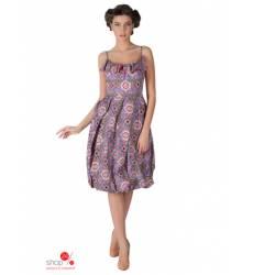 миди-платье Ksenia Knyazeva 24049259