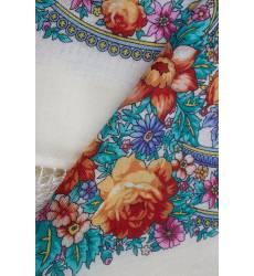 Шерстяной платок Шерстяной платок