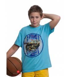 Футболка Million X для мальчика, цвет голубой 24426758