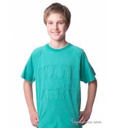Футболка Million X для мальчика, цвет зеленый 24572633