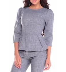 блузка MAURINI Блузы с воланами и баской