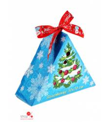 Полотенце в коробке Collorista, С новым годом Joy, цвет красный 26327727
