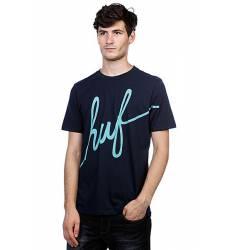 футболка Huf Script Tee