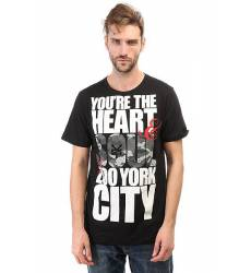 футболка Zoo York Heart And Soul