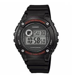 часы CASIO Collection W-216h-1a