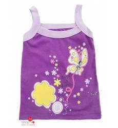 Топ Л-Текс для девочки, цвет фиолетовый 29491018