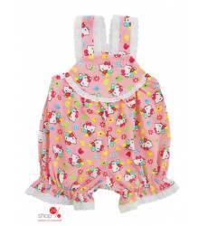 Песочник Л-Текс детский, цвет бледно-розовый 29493724