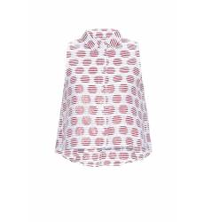 блузка 10x10 An Italian Theory Блуза из хлопка 162802