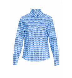 блузка 10x10 An Italian Theory Рубашка из хлопка 162799