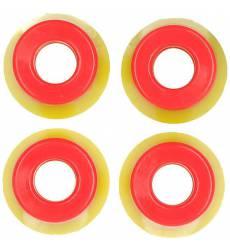 Амортизаторы для скейтборда Юнион Yellow/Red 32133210