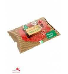 Набор для создания коробки-подушки Счастливого Нового года!, 14 х19 см Joy 32674948
