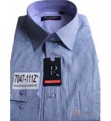 рубашка Brostem Рубашка с длинным рукавом и орнаментом Сорочка гол