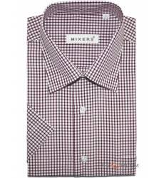 рубашка Mixers Рубашка в клетку с коротким рукавом Классическая с