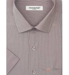 рубашка Mixers Рубашка в полоску с коротким рукавом Классическая