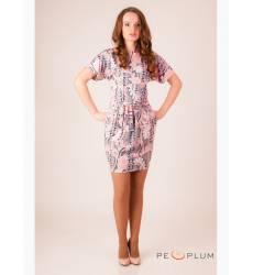 платье OleGra Платье Персия Светло-Розовый