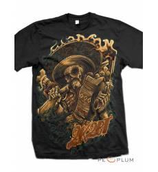 футболка 2K2BT Tattoo Art футболка Mariachi Killer