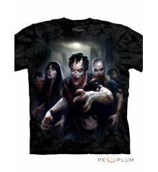 футболка The Mountain Футболка с изображением зомби Zombie Apocalypse