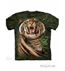 футболка The Mountain Fun-art футболка Cogra