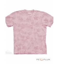 футболка The Mountain Однотонная футболка Carnation