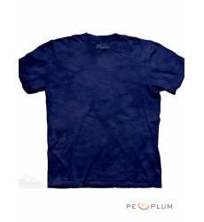 футболка The Mountain Однотонная футболка Lapis SP