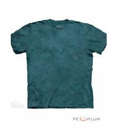 футболка The Mountain Однотонная футболка Sequoia