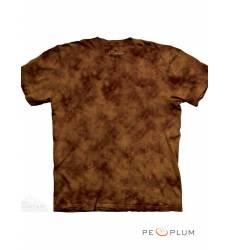 футболка The Mountain Однотонная футболка Pinecone