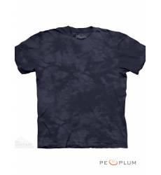футболка The Mountain Однотонная футболка Slate2