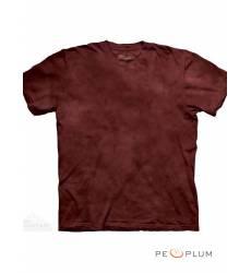 футболка The Mountain Однотонная футболка Andorra