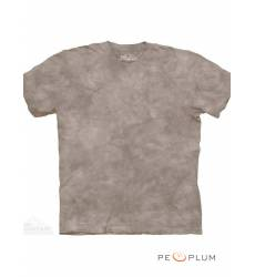 футболка The Mountain Однотонная футболка Clay