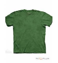 футболка The Mountain Однотонная футболка Cypress