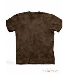 футболка The Mountain Однотонная футболка Cleveland Brown