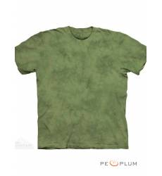 футболка The Mountain Однотонная футболка Frog