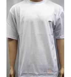 футболка Glacier Однотонная футболка Классическая белая
