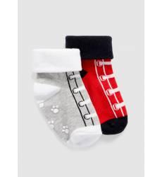 Комплект из 2 пар носков для мальчиков Комплект из 2 пар носков для мальчиков