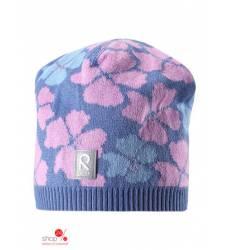 Шапка Reima для девочки, цвет синий 33973907