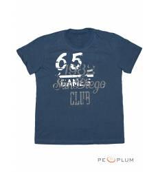 футболка Tillo Футболка с текстом / слоганом San Diego Club