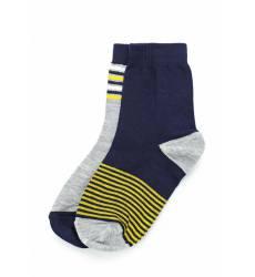Комплект носков 2 пары Sela SOb-7854/040-7311-2set