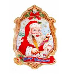 Новогоднее украшение, 40x57 см Русские подарки Новогоднее украшение, 40x57 см