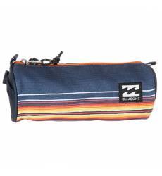 Пенал Billabong Barrel Pencil Case Navy Barrel Pencil Case