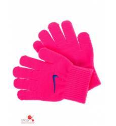 Перчатки Nike, цвет розовый 37256738