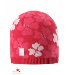 Шапка Reima для девочки, цвет красный 37529462