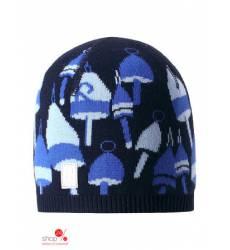 Шапка Reima для мальчика, цвет синий 37529463