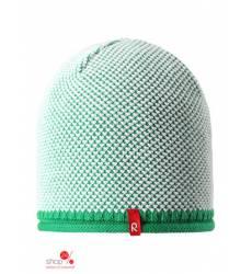 Шапка Reima для мальчика, цвет зеленый 37529473
