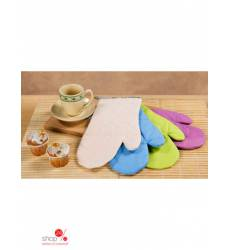 Рукавица, 30x17 см Традиция Текстиля, цвет кремовый 38067910