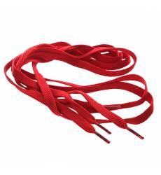 Шнурки Globe Flat Lace Red Flat Lace